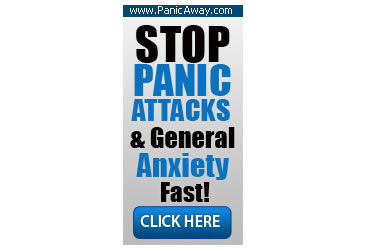panic away banner
